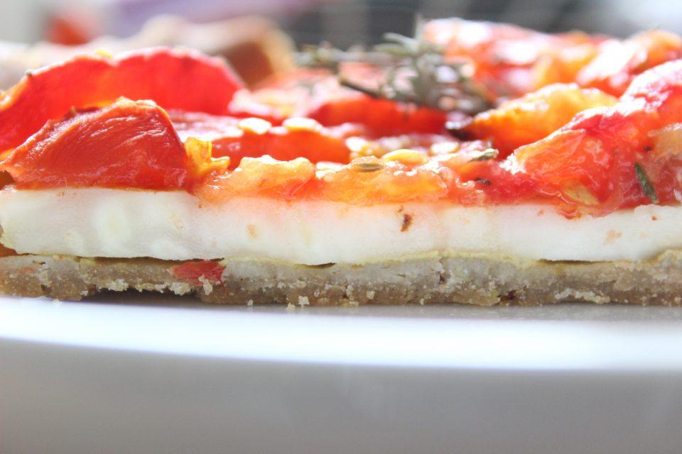tarte tomate céleri rave