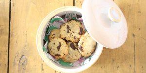 Recette facile : cookies aux pépites de chocolat géantes