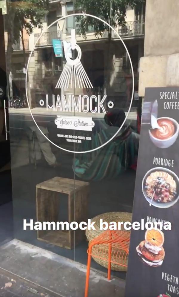 hammock barcelona